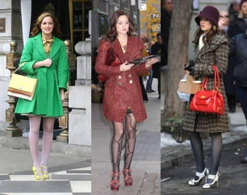 Blair Waldorf ama, e Leighton seguiu a onda de sua personagem e também já foi vista usando.